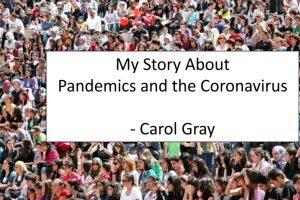 My story about Coronavirus Cover Image