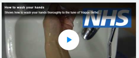 Wash Hands Image