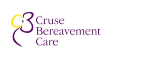 logo for cruse bereavement care
