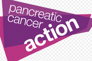 Pancreatic Cancer action logo used as link to their site
