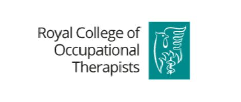 royal college of occupational therapists words with green eagle make this image