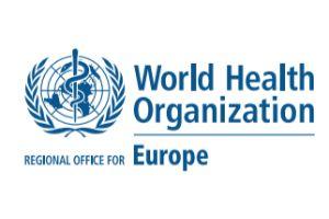 world health organisation words and logo
