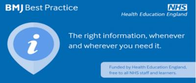 BMJ Best Practice login