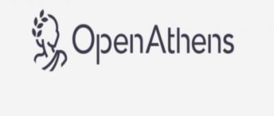 Open Athens login logo